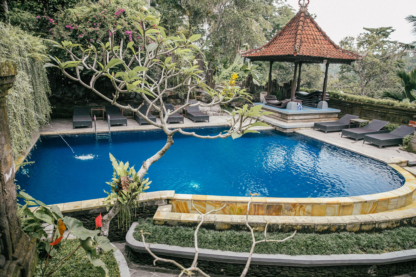 hôtel Nick's hidden cottages ubud
