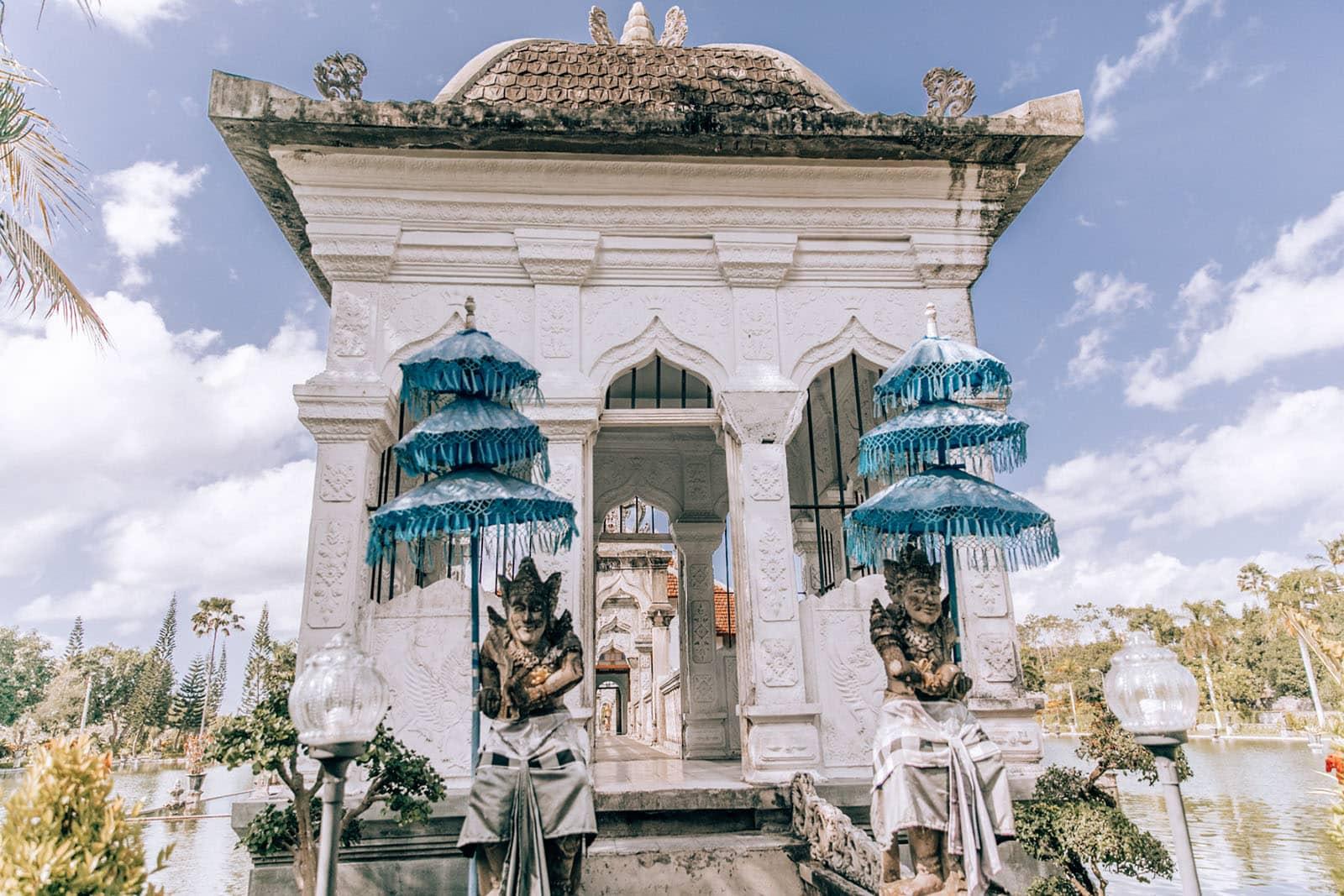 palais aquatique bali