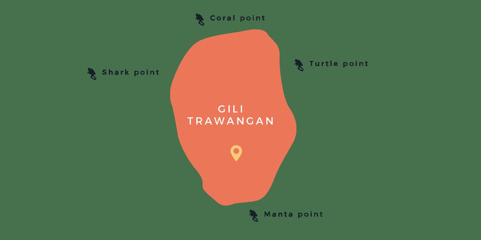 gilipoint - 5 jours à Gili Trawangan : notre avis et nos conseils