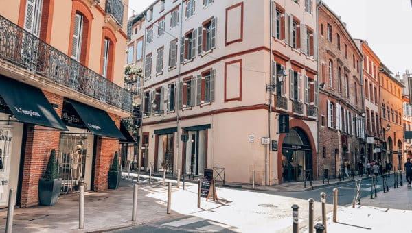 Un week-end à Toulouse
