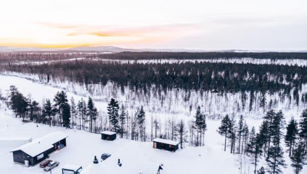 Récap de notre voyage en Laponie Finlandaise