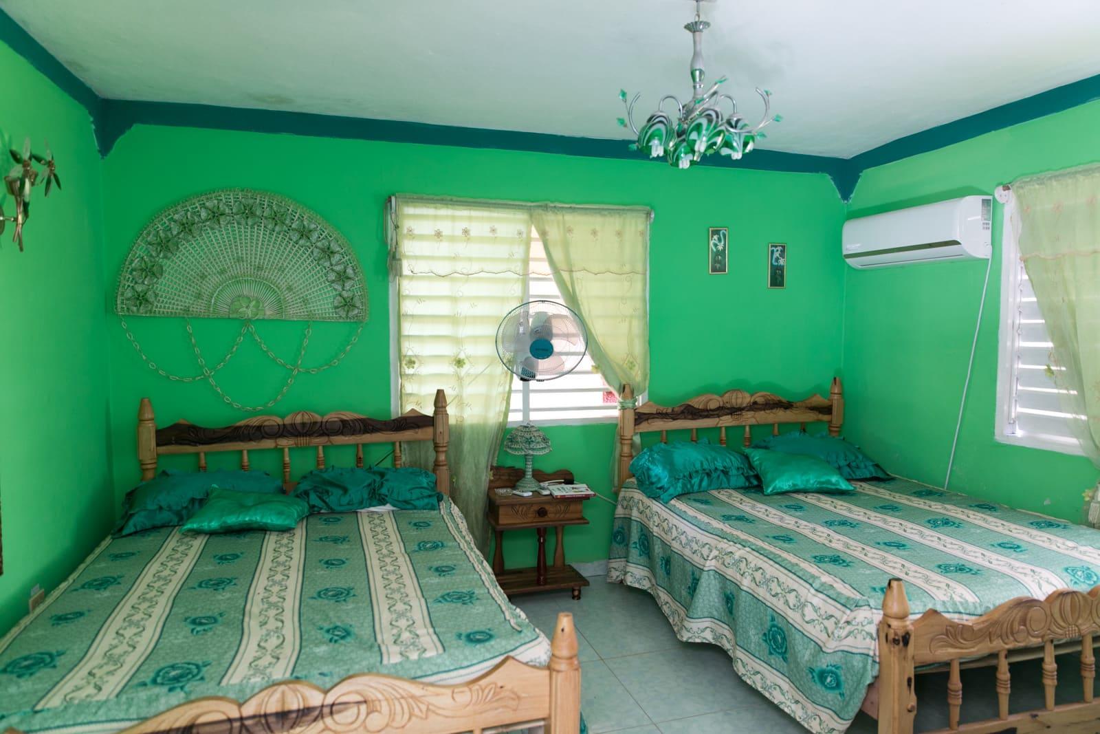 Vinales casa cuba blog voyage