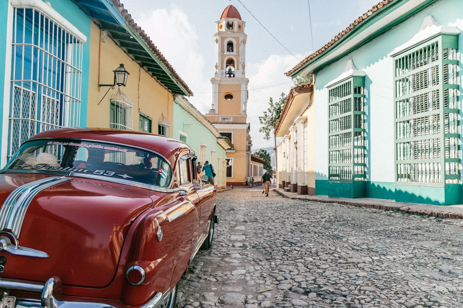 Trinidad blog voyage