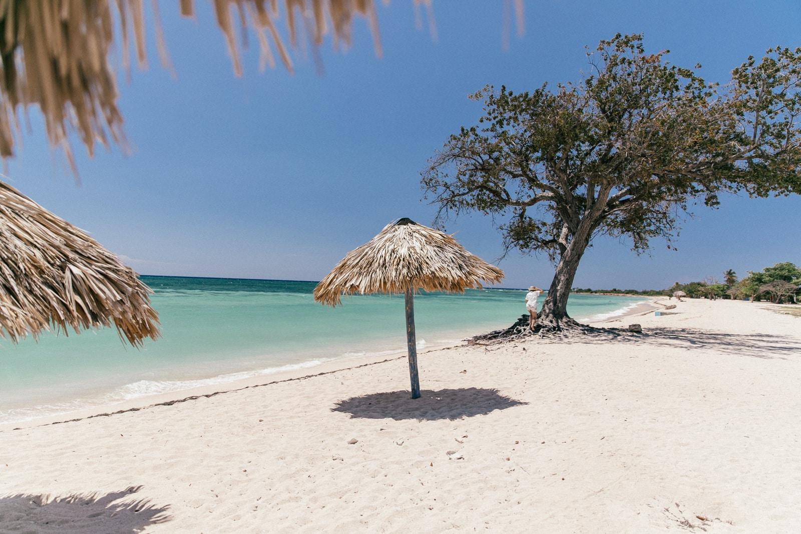 playa ancon cuba blog voyage